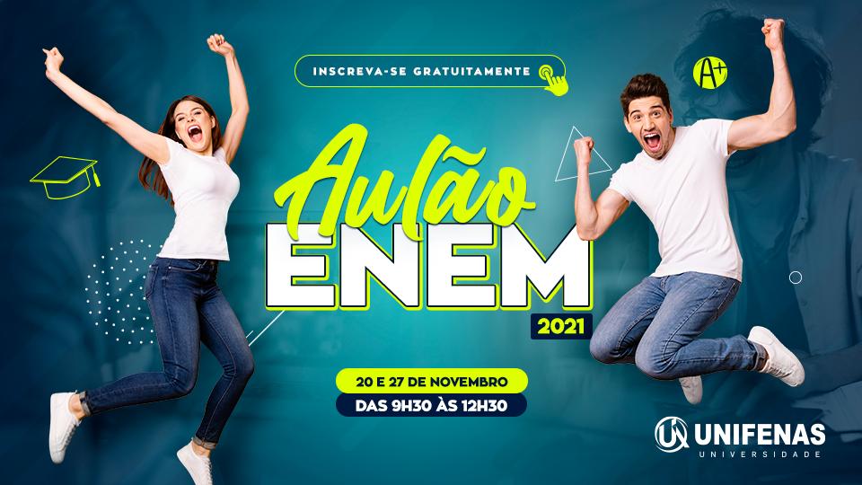 Aulão ENEM - UNIFENAS